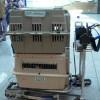 Dog crates at Incheon Airport