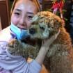 14 April 2013 - post-dental surgery!
