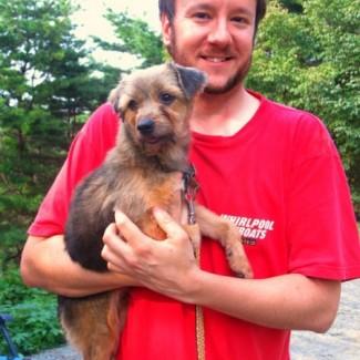 Ilsoon (Cookie) & her dad!